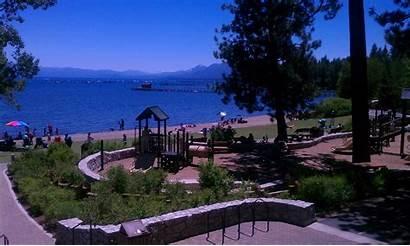 Tahoe Commons Beach Lake Beaches Park North