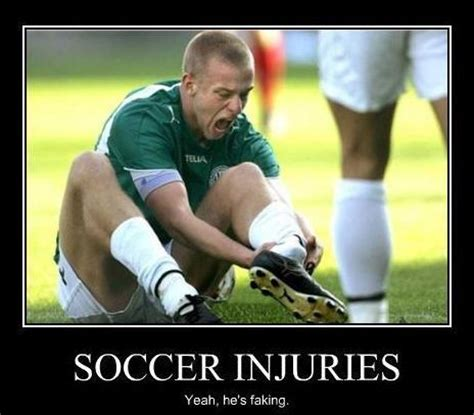 soccer injuries funny true scary story pinterest