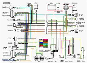 Wiring Diagram For 200cc Quad Bike