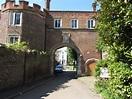 Richmond Palace Remains - Discovery Richmond