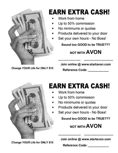 Free Printable Avon Flyers