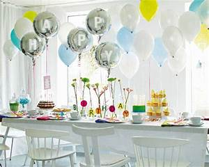 Dekoration 30 Geburtstag : tischdeko selber machen mit diesen ideen ~ Yasmunasinghe.com Haus und Dekorationen
