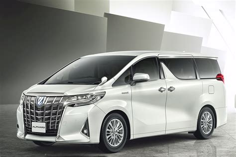 Review Toyota Alphard by Toyota Alphard 2019 Price List Philippines October Promos