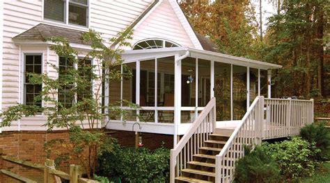 porch sunroom ideas three season screened porch designs
