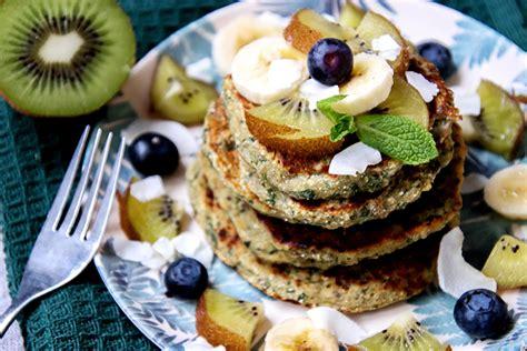 green green organic kitchen green kiwi pancakes 187 organic kitchen 3992