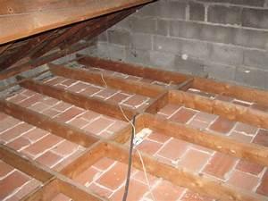 Laine De Verre Sans Pare Vapeur : isoler sous plancher grenier avec ou sans pare vapeur ~ Premium-room.com Idées de Décoration