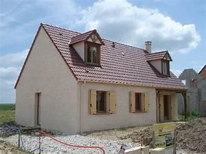 Ordre Des Travaux Construction Maison : construction de maisons moins de 100 000 euros ~ Premium-room.com Idées de Décoration