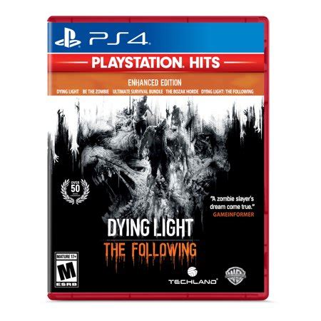 walmart black friday dying light dying light following extended edition ps4 walmart com