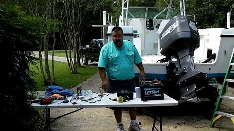 How Boat Battery Chargers Work by How To Install An Onboard Marine Charger