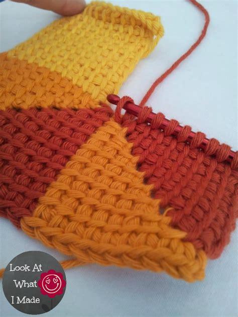 ten stitch tunisian crochet allfreecrochetafghanpatternscom