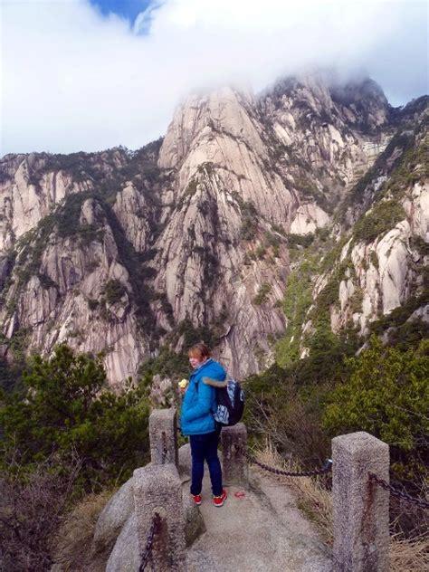 huangshan die gelben berge eines der schoensten