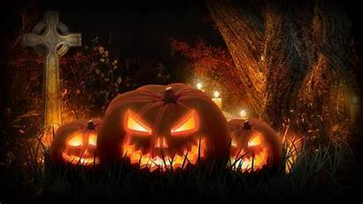 Halloween Scary Pumpkins Spooky Wallpapers Wallpaperup