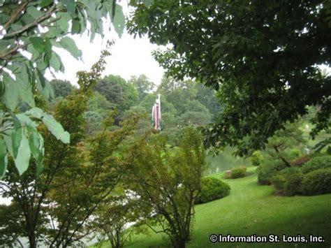 missouri botanical gardens in zip code 63110