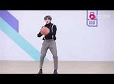 蔡徐坤打篮球 - YouTube