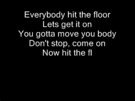 hit the floor lyrics big ali ft dollarman hit the floor lyrics youtube