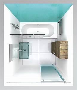 Kleines Badezimmer Einrichten : kleines bad gestalten einrichten kleinm bel fliesen ~ Michelbontemps.com Haus und Dekorationen