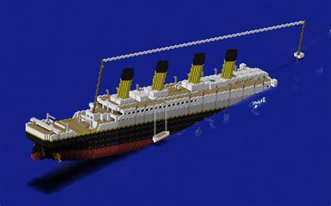 minecraft titanic sinking minecraft titanic grand staircase related keywords