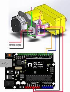 Arduino U76f4 U6d41 U7535 U673a U9a71 U52a8-micro Dc Motor With Encoder-sj02  U5fae U578b U76f4 U6d41 U5e26 U7f16 U7801 U5668l U578b U51cf U901f U7535 U673a