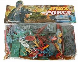 Billy V World War II Deluxe Bagged Playset 41001