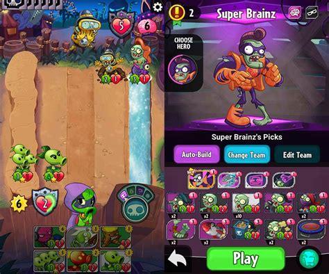 zombies heroes plants vs nuevo android plant filtrado game personajes uptodown ya bulan seru terbaru nuevos juego warfare garden