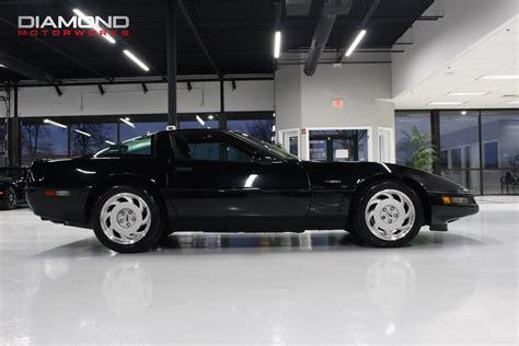 1992 Chevrolet Corvette 2dr Coupe Hatchback Stock # 800109