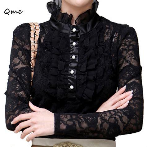 plus size lace blouse tops plus size embroidery lace blouse white blouses