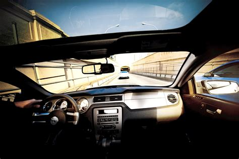 ford glass roof mustang picture