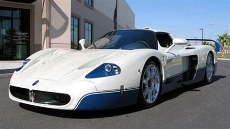 Maserati Mc12 Price by Ebay Find Of The Day 2005 Maserati Mc12 Autoblog