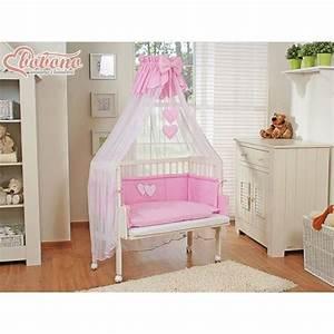 Berceau Bébé Cododo : lit berceau b b cododo matelas offert paru coeur ~ Premium-room.com Idées de Décoration