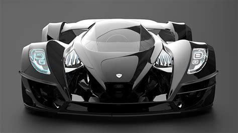 "Super Car Electrique ""sigma""  Luxury Toys New Concept"