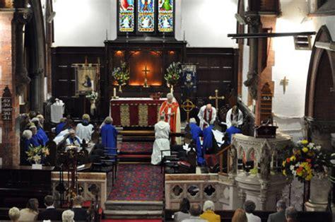 St Cyprian, Hay Mills, Birmingham UK, Licensing of Revd ...