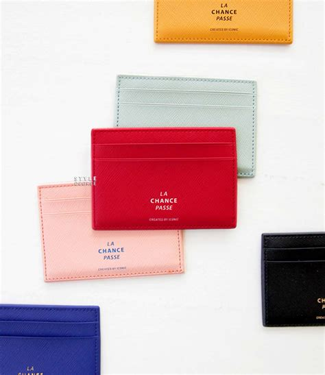 classique card holder style degree
