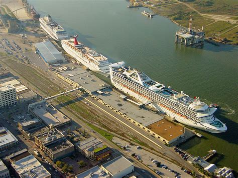 Galveston (Texas) Cruise Ship Schedule | CruiseMapper