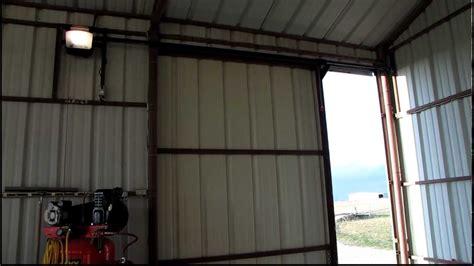 sliding door opener youtube