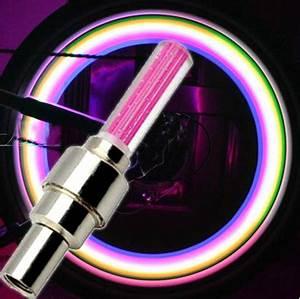 Hot Sale Wholesale 4pcs Pink MIX LED Flash Light Neon Lamp