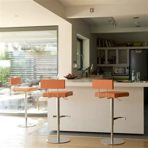 kitchen breakfast bar stools contemporary kitchen and decor