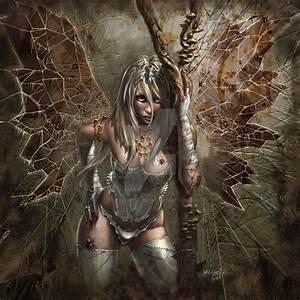 Dark Fairy 02 by kevcrossley on DeviantArt