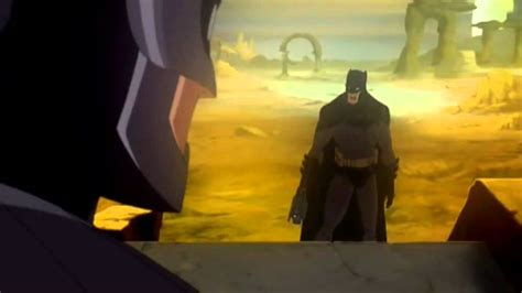 crisis   earths batman abyss quote youtube