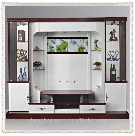 Tv Cabinet Designs Living Room by Design Of Lcd Tv Cabinet Furniture Home Decor