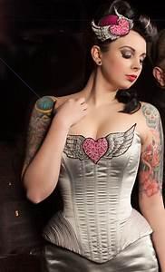alternative wedding dresses on pinterest tattooed brides With tattoos and wedding dresses
