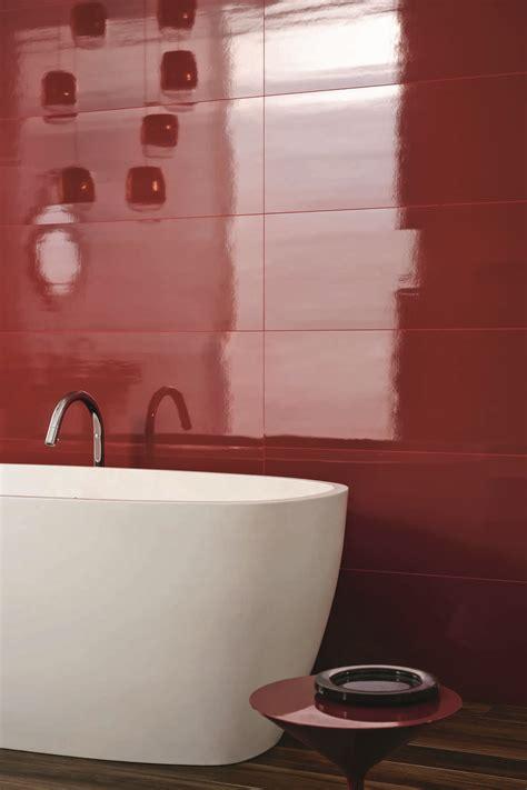 imperfetto coloured porcelain bathroom tiles marazzi