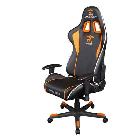 dxracer f series pc office gaming chair fnatic edition