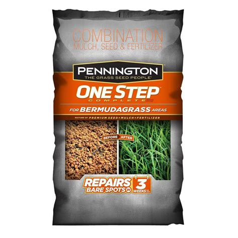Pennington 35 Lb One Step Complete For Bermudagrass Areas