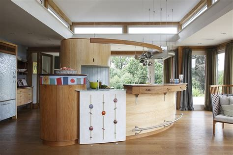 curved kitchen islands the curved kitchen island the great combinations between 3045