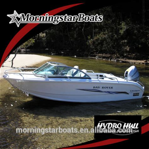 Runabout Aluminium Boat Weight by 2015 New 16ft Aluminum Fishing Runabout Boat Hull For Sale
