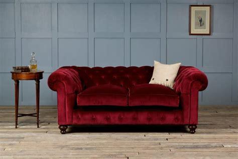 velvet sofas  add  bit  sex appeal   house