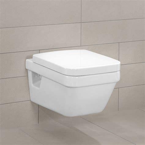villeroy und boch architectura wc v b architectura square wall hung toilet uk bathrooms