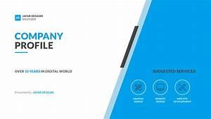 Company Profile Keynote Template by JafarDesigns