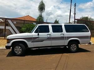 Chevrolet Veraneio D20 Turbo Diesel Original Em  U00f3timo