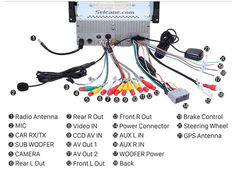 2006 dodge ram 2500 radio wiring diagram 2002 2003 2004 2006 dodge ram 1500 2500 3500 pickup truck radio bluetooth navigation head unit